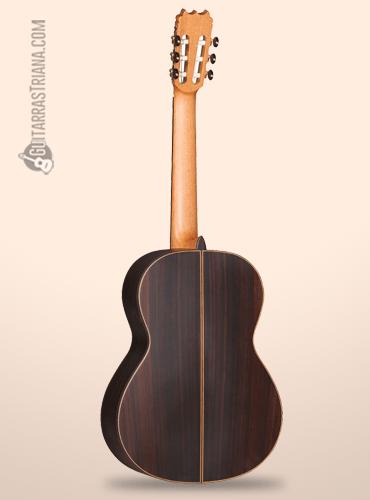guitarra alhambra modelo 10FP OP Piñana por detrás