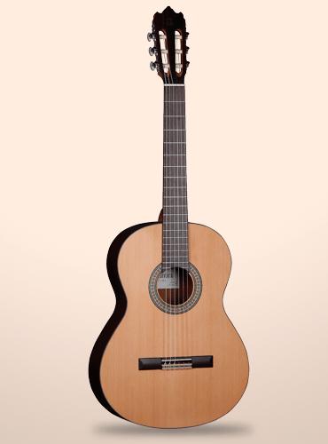 guitarra alhambra modelo 3 op