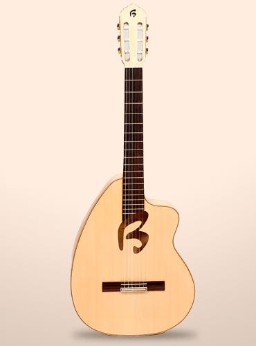 guitarra francisco bros Jopi