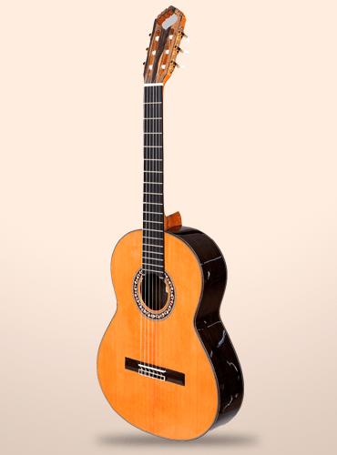 guitarra francisco bros Alcazar