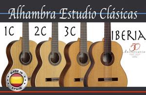precios guitarras alhambra