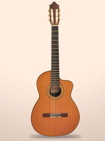 Guitarra Camps mc9