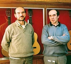 Equipo Guitarras Camps