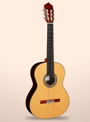 guitarra alhambra mengual y margarit serie NT