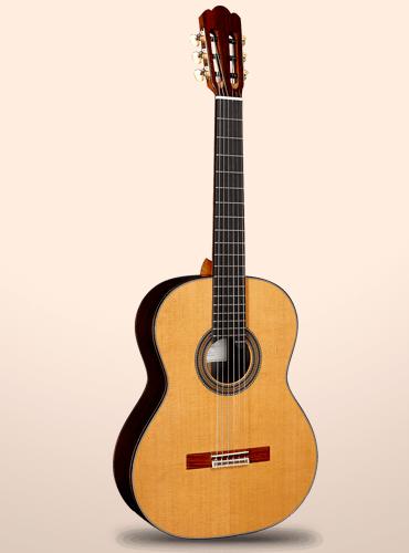guitarra clásica alhambra jose miguel moreno serie C