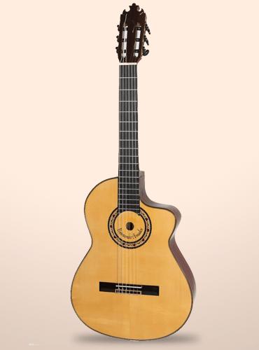 guitarra flamenca bros raimundo amador