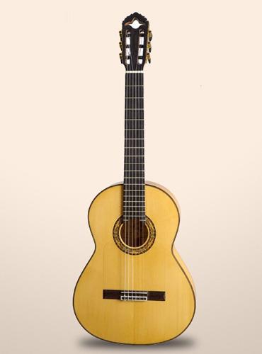 guitarra francisco bros solea