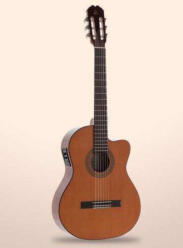 guitarra admira juanita cutaway