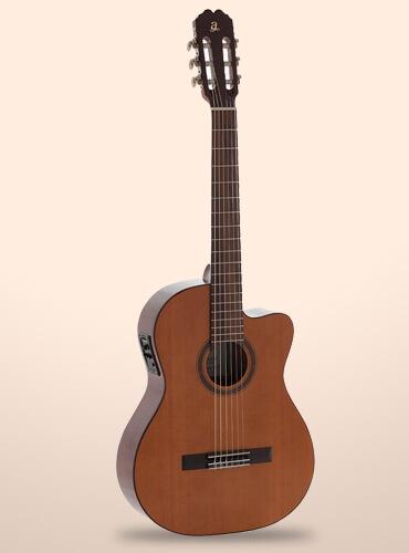 guitarra admira málaga cutaway
