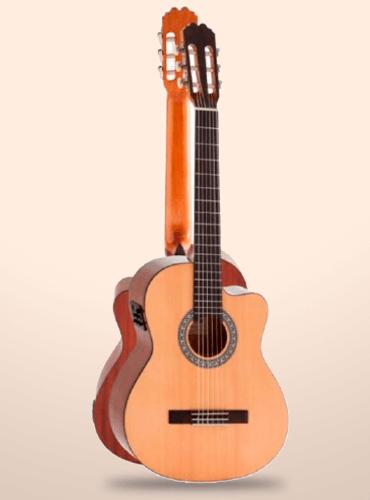 guitarra admira alba ec