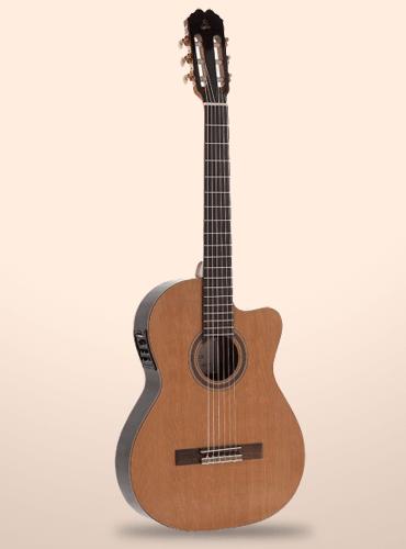 guitarra admira virtuoso ECTF