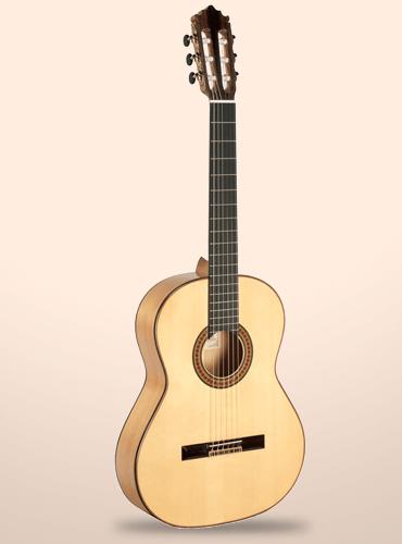 guitarra paco castillo 215F