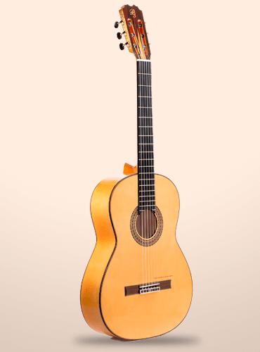 guitarra prudencio saez - saez paredes
