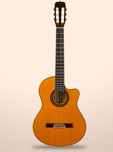 guitarra ramírez c86 cwe