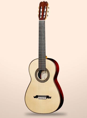 guitarra ramírez romántica