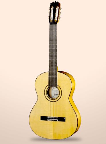 guitarra ramírez sencilla flamenco