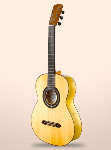 guitarra ramirez tablao flamenca