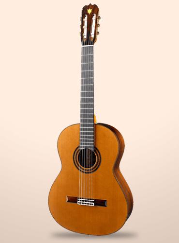 guitarra ramírez élite
