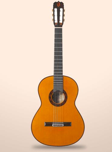 guitarra ramírez tradicional del vino