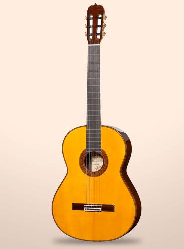guitarra ramírez tradicional