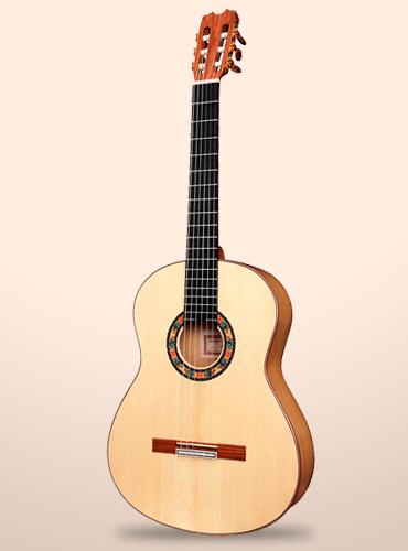 guitarra conde atocha claro de luna