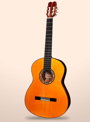 guitarra conde atocha cocobolo