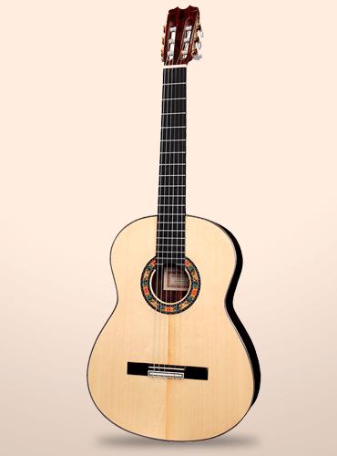 guitarra conde atocha eclipse de luna