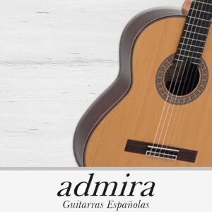 catálogo de guitarras admira