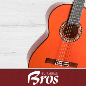 catálogo de guitarras francisco bros