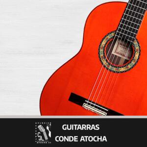 catálogo de Guitarras Conde Atocha