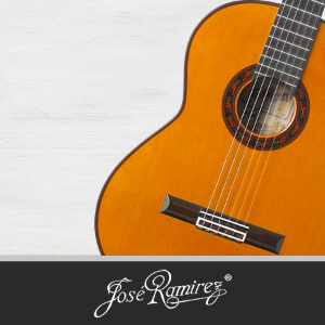 catálogo de precios de guitarras Ramirez