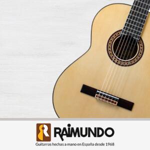 catálogo de guitarras Raimundo