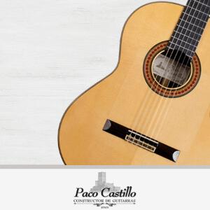 modelos y precios de guitarras paco castillo