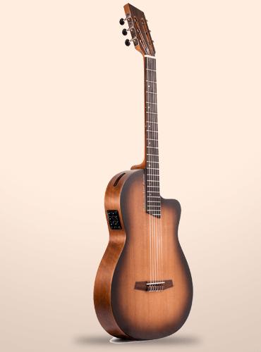 guitarra prudencio saez shadow