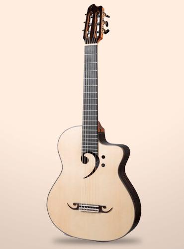 guitarra raimundo clave de fa-e