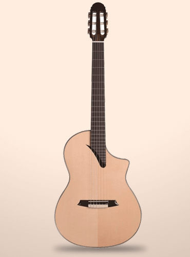 guitarra martínez mscc-14rs