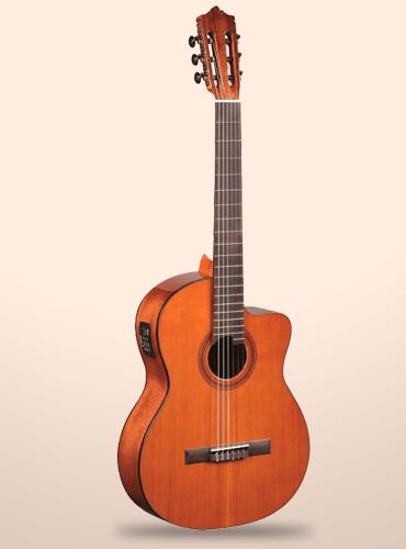 guitarra martínez mcg-48s ce