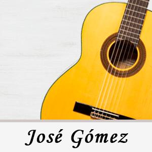 catálogo de guitarras José Gómez
