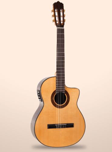 guitarra josé gómez C40 EQ