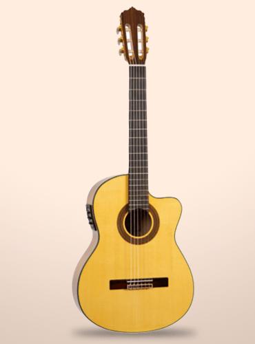 guitarra josé gómez f80-EQ