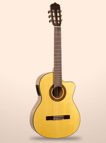 guitarra josé gómez f90-eq