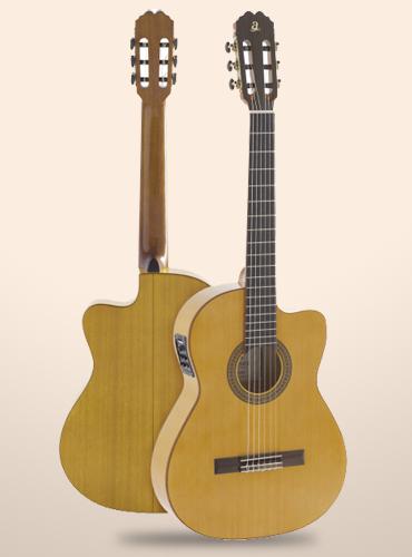 guitarra admira triana cw