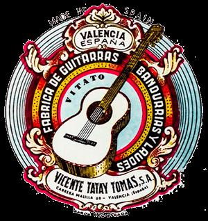 Guitarras Vicente Tatay